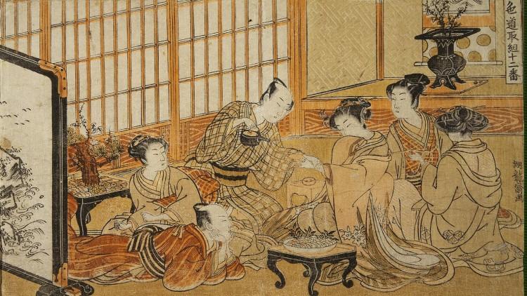 Ceremonia ceaiului (partea 1)